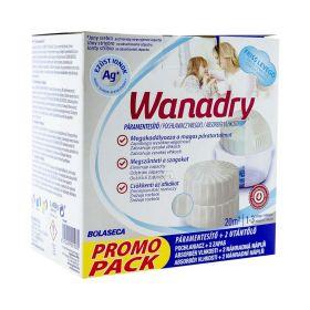 Aparat dezumidificator Fresh Air Wanadry - 2x450gr