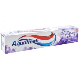 Aquafresh-pasta de dinti 125ml active white