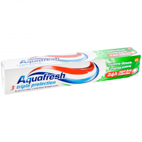 Aquafresh pasta de dinti Triple Protection - 75 ml