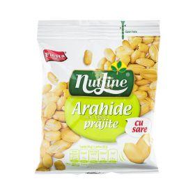 Arahide prăjite cu sare Nutline - 50gr