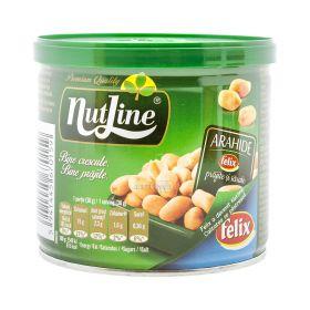 Arahide prăjite și sărate Nutline - 135gr