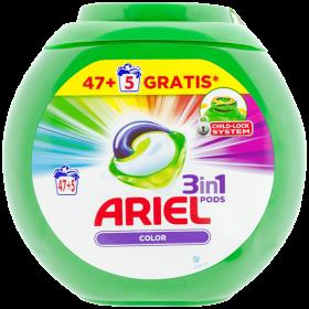 Ariel Color detergent capsule, 52x27g - 52buc