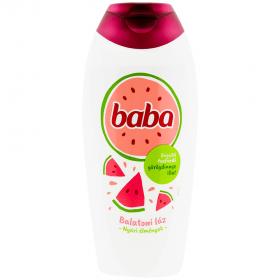 Baba Balatoni láz gel de duș cu parfum de lebeniță - 400ml