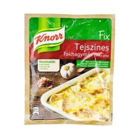 Bază Knorr pentru pui cu smântână cu usturoi - 47gr