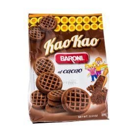 Biscuiți Baroni cu cacao - 650gr