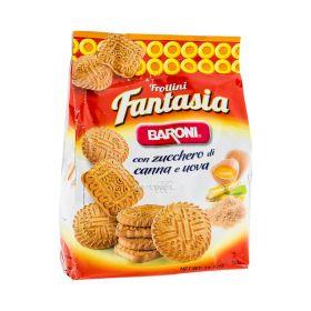 Biscuiți Baroni Fantasia cu zahăr de trestie și ouă - 700gr