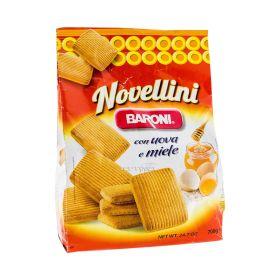Biscuiți Baroni Novellini cu miere - 700gr