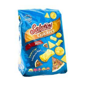 Biscuiți cu aromă de pizza Salatini Crackers - 90gr