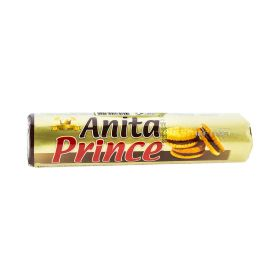 Biscuiți cu cremă de cacao Anita Prince - 125gr