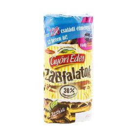 Biscuiți cu ovăz și cacao Győri Zabfalatok - 244gr