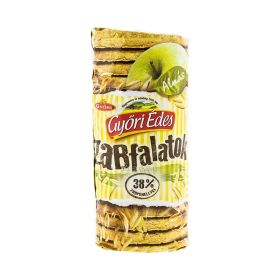 Biscuiți cu ovăz și mere Győri Zabfalatok - 225gr