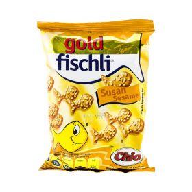 Biscuiți cu semințe de susan Chio Gold Fischli - 100gr