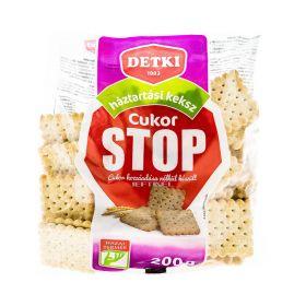 Biscuiți de casă Detki STOP zahăr - 200gr