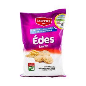 Biscuiți dietetici Detki cu îndulcitor - 200gr