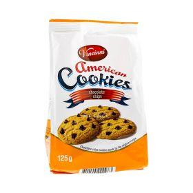 Biscuiți Vincinni american cookies - 125gr