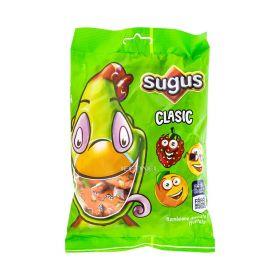 Bomboane gumate Sugus Clasic cu aromă de fructe - 200gr