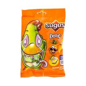 Bomboane gumate Sugus Exotic cu aromă de fructe - 200gr