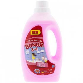 Bonux-det.lichid 1,1L WOOL-SILK(20sp)