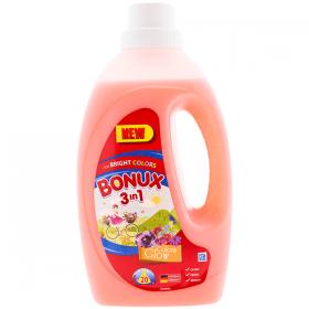 Bonux-det.lichid 1,1L COLORS GLOW(20sp) COLOR