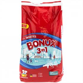 Bonux Ice Fresh detergent pentru rufe albe (16 spălări) - 900gr