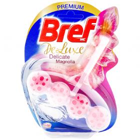 Bref Deluxe Magnolia odorizant pentru vasul de toaletă - 50gr