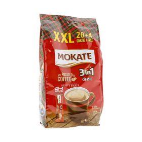 Cafea Mokate 3în1 Classic - 24x17gr