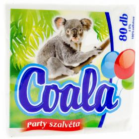 forest-serv-coala-party-alb-80buc-1str-33x33cm