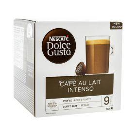 Capsule de cafea Nescafe Dolce Gusto Cafe au lait Intenso - 160gr