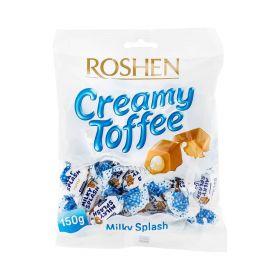Caramele cu umplutură de lapte Roshen Creamy Toffee - 150gr