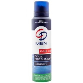 CD Cool Freshness deodorant spray pentru bărbați - 150ml