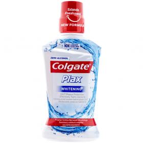 Colgate-apa de gura 500ml plax whitening