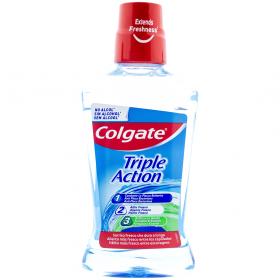 Colgate Triple Action apă de gură - 500ml