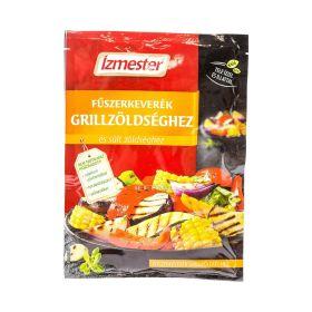 Condiment grill pentru legume Ízmester - 30gr