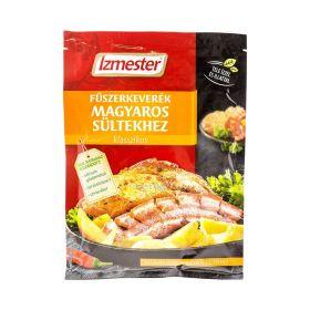 Condiment pentru fripturi ungurești Ízmester - 40gr