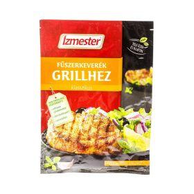 Condiment pentru grill clasic Ízmester - 30gr