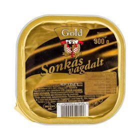 Conservă de carne de porc șuncă Gold - 300gr