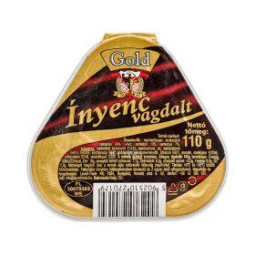 Conservă de carne de pui și porc Gold Ínyenc Vagdalt - 110gr