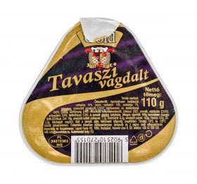Conservă de carne de pui și porc Gold Tavaszi Vagdalt - 110gr