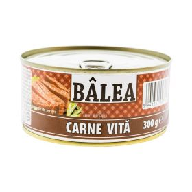 Conservă de carne de vită Bâlea - 300gr