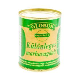 Conservă de carne de vită Globus Különleges Marhavagdalt - 130gr