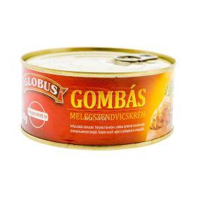 Conservă de cremă de sandwich cu ciupercă Globus - 290gr