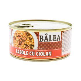 Conservă de fasole cu ciolan Bâlea - 300gr