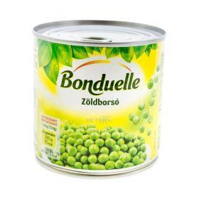 Conservă de mazăre verde Bonduelle - 400gr