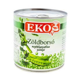 Conservă de mazăre verde Eko - 420gr