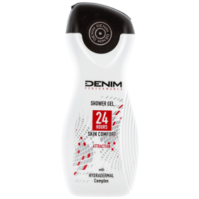 Denim Attraction gel de duș pentru bărbați - 250ml