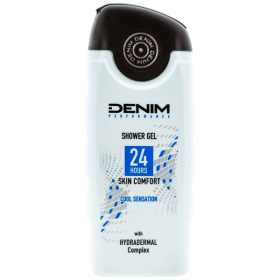 Denim Cool Sensation gel de duș pentru bărbați - 250ml