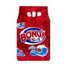 Detergent automat Bonux 3în1 Active Fresh - 2kg