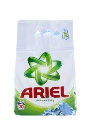 Detergent de rufe Ariel Mountain Spring - 2kg