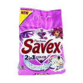 Detergent de rufe Savex 2în1 Color (20 spălări) - 2kg