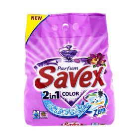 Detergent de rufe Savex Color 2în1 (40 spălări) - 4kg